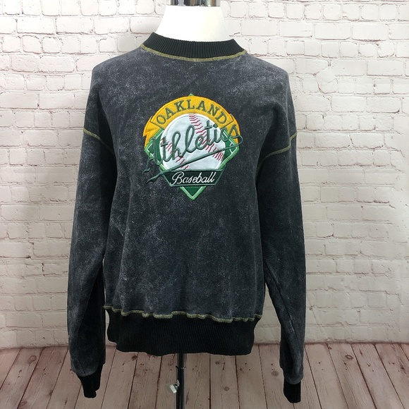 on sale 63a41 2e68a Oakland Athletics 92 Collector's Series Sweatshirt